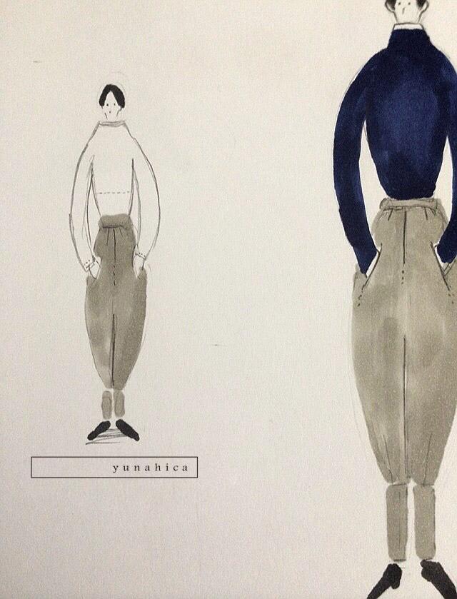 yunahica(ユナヒカ) | 上質な素材と着る人の魅力を引き出すデザイン。心地よく、大人に似合う日常着をつくっています。